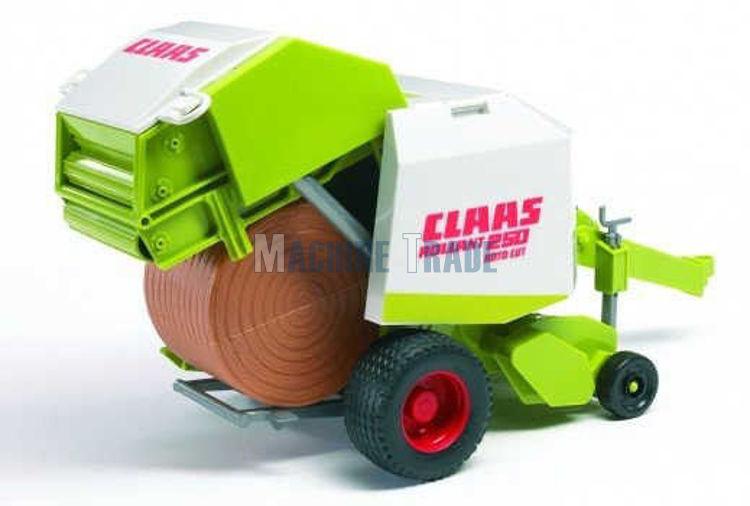 Slika Igračka CLAAS Rollant 250 / Bruder odgovara U02121