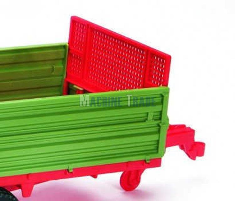 Slika Igračka Prikolica za stajsko gnojivo / Bruder odgovara U02209