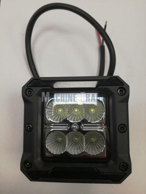 Slika LED Radni far 18W